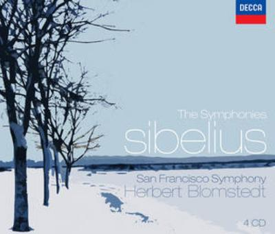 交響曲全集 ブロムシュテット&サンフランシスコ響(4CD)