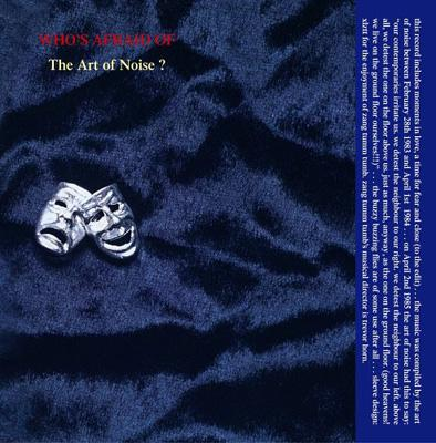 Who's Afraid Of: Art Of Noise