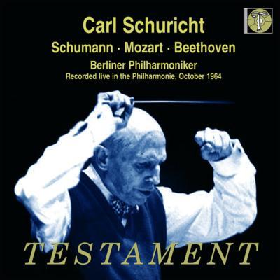 ベートーヴェン:交響曲第3番『英雄』、モーツァルト:交響曲第38番『プラハ』、他 カール・シューリヒト&ベルリン・フィル(1964)