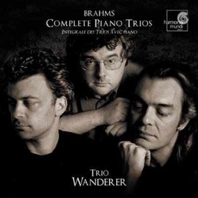 ピアノ三重奏曲全集、ピアノ四重奏曲第1番 トリオ・ワンダラー、ゴーゲ(va)(2CD)