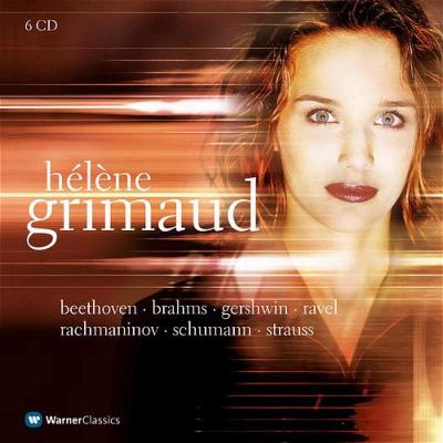 エレーヌ・グリモー/ワーナー・レコーディングス(6CD)