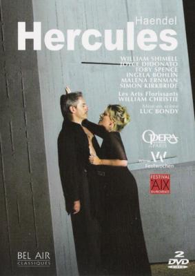 『ヘラクレス』全曲 ボンディ演出、クリスティ&レザール・フロリサン