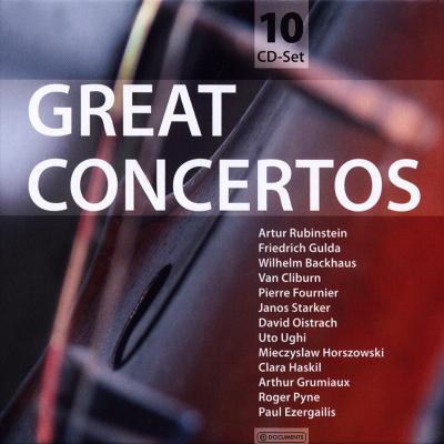 Great Concertos: V / A 10-cd Box