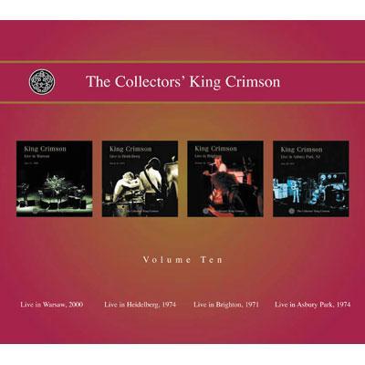 Collectors King Crimson Vol.10 (6CD)