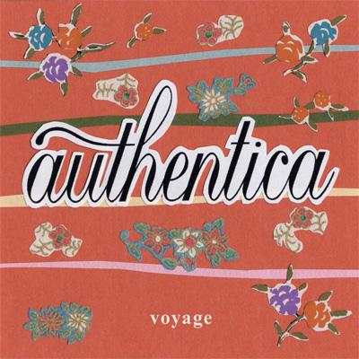 BARFOUT! Presents 『authentica voyage』