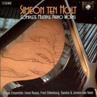 ピアノ作品集 オルデンブルフ、ファン・フェーン、ルッソ(11CD)