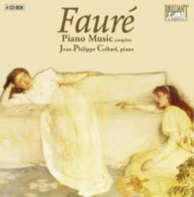 ピアノ曲全集 ジャン=フィリップ・コラール(4CD)