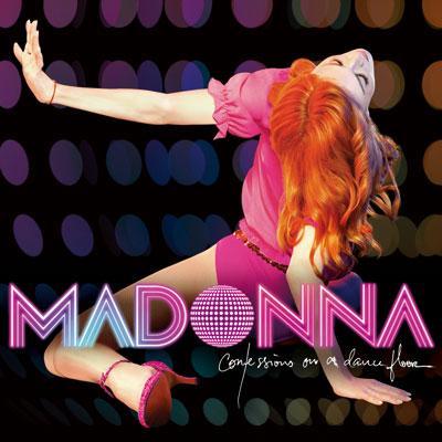 Confessions On A Dancefloor (ヨーロッパ盤/ピンク・ヴァイナル仕様/2枚組アナログレコード)