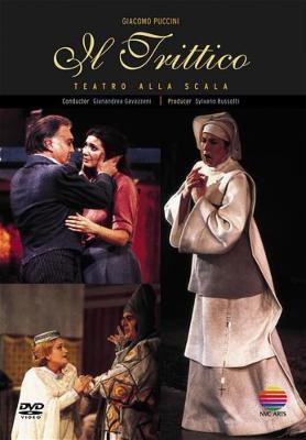 歌劇『三部作』全曲 ブソッティ演出、ガヴァッツェーニ指揮