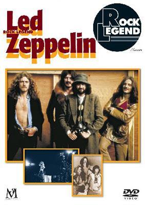 Rock Legend Memoirs Led Zeppelin