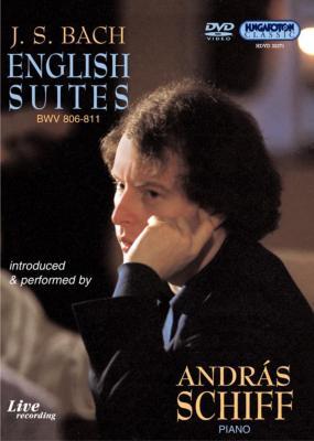『イギリス組曲』全曲 A.シフ(p)[2003年ライヴ]