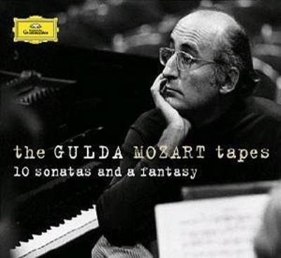 ピアノ・ソナタ集 グルダ〜モーツァルト・テープス(3CD)