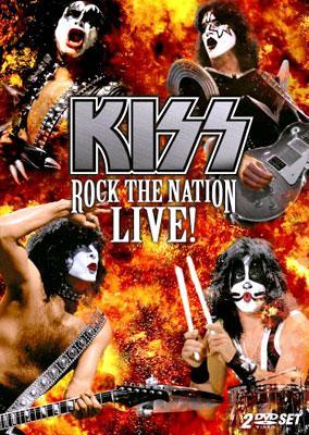 地獄の狂宴: Rock The Nationlive!