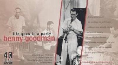 life goes to a party benny goodman hmv books online 223244