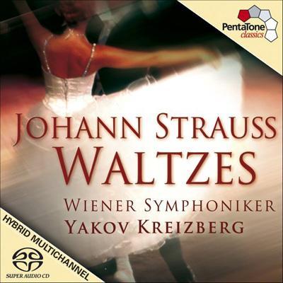 ワルツ集 クライツベルク&ウィーン交響楽団
