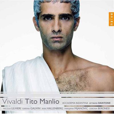 オペラ『ティート・マンリオ』 ダントーネ&アカデミア・ビザンチーナ