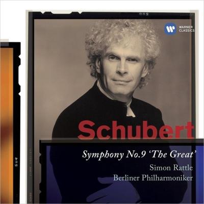 交響曲第9番『グレイト』 ラトル&ベルリン・フィル