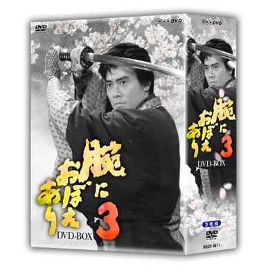 腕におぼえあり3 DVD-BOX