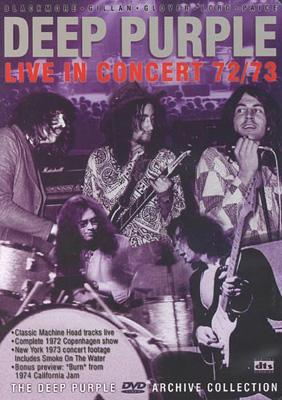 Live In Concert 1972 / 73