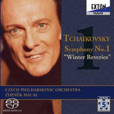 チャイコフスキー:交響曲第1番『冬の日の幻想』 ズデニェク・マーツァル&チェコ・フィル