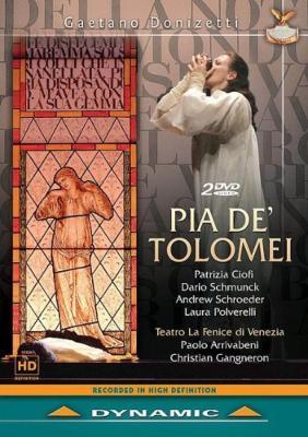 歌劇『ピーア・デ・トロメイ』全曲 チョーフィ、他