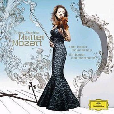 ヴァイオリン協奏曲全集 ムター&ロンドン・フィル、バシュメト(2CD)