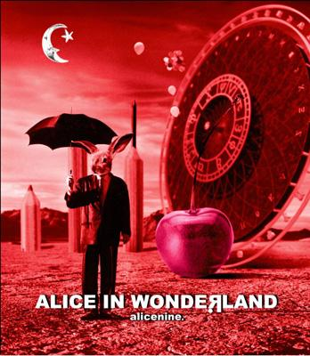 ALICE IN WONDEЯLAND : Alice Ni...