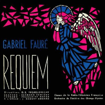 Requiem: Inghelbrecht / French National Radio O Etc