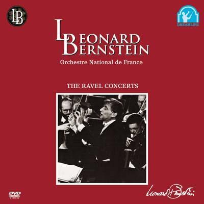 ボレロ、ピアノ協奏曲、ラ・ヴァルス、他 バーンスタイン&フランス国立管