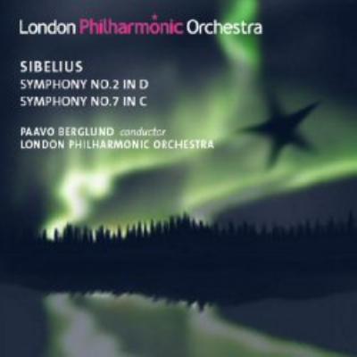 交響曲第2番、第7番 ベルグルンド&ロンドン・フィル