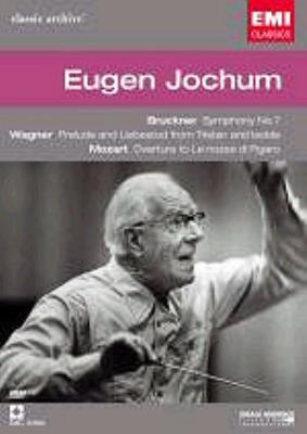 交響曲第7番ホ長調、他 ヨッフム&フランス国立管弦楽団