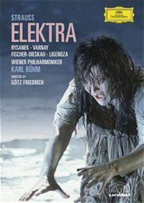楽劇『エレクトラ』全曲 リザネク、リゲンツァ、ベーム&ウィーン・フィル(ドキュメンタリー付き)
