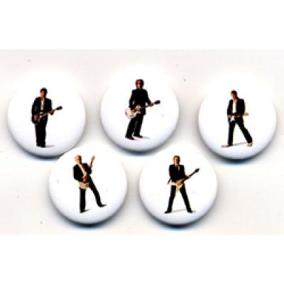 Duran Duran Set Of 5 Badge
