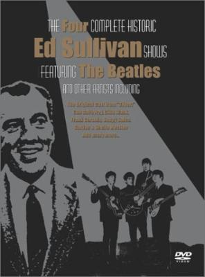 Four Complete Ed Sullivan Shows Featuring The Beatles & Other Artists