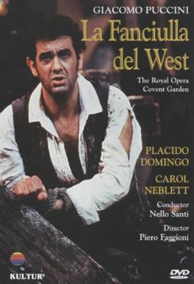 La Fanciulla Del West: Faggionisanti / Royal Opera House Domingo Neblett