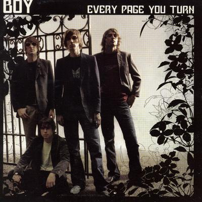 Every Page You Turn