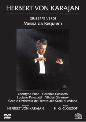 レクィエム カラヤン&ミラノ・スカラ座管弦楽団&合唱団
