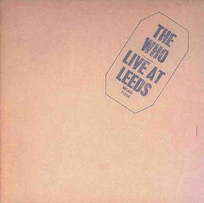 Live At Leeds -25th Anniversary Edition