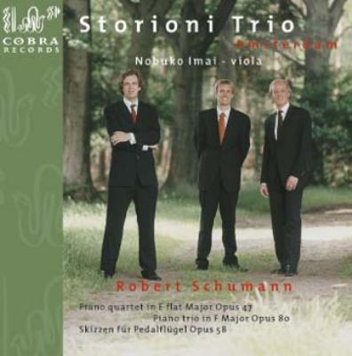 Piano Quartet, Piano Trio.2: Storioni Trio 今井信子(Va)