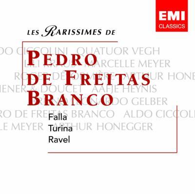 管弦楽曲集(ファリャ、トゥリーナ、ラヴェル) フレイタス・ブランコ&マドリード響