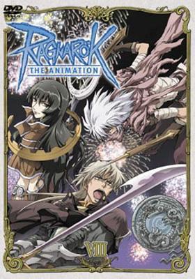 RAGNAROK THE ANIMATION Vol.8