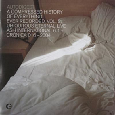 Compressed History Of Everything Ever Recorded, Vol.2