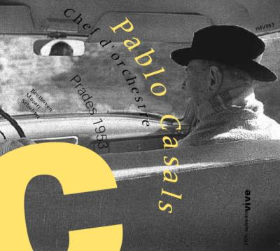 Violin Concerto.3 / Piano Concerto.1: Grumiaux , Horszowski , Casals / Prades