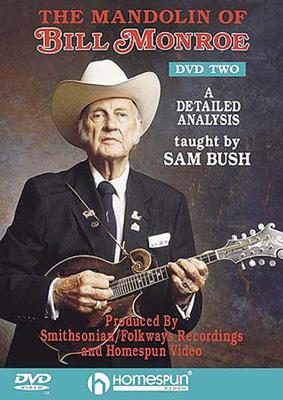 Mandolin Of Bill Monroe Dvd 2