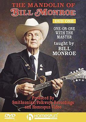 Mandolin Of Bill Monroe Dvd 1