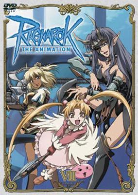 RAGNAROK THE ANIMATION Vol.7