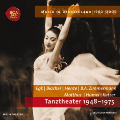 Musik In Deutschland 1950-2000 Box Vol.9 Tanztheater