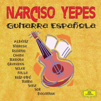 Yepes Guitarra Espanola-spanish Guitar Music
