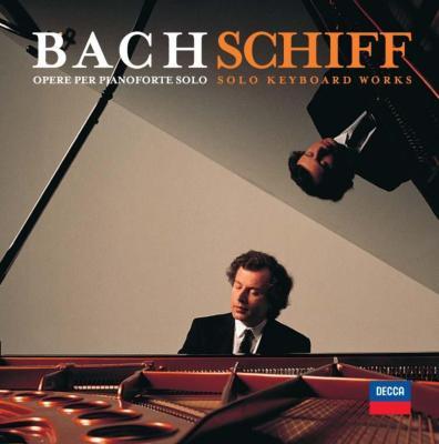 ピアノ作品集[平均律全曲、パルティータ、ゴルトベルク変奏曲、イタリア協奏曲、イギリス組曲、他] A.シフ(p)