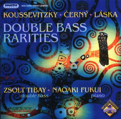 Double Bass Rarities-koussevitzky, F.cerny, Laska: Tibay(Cb)